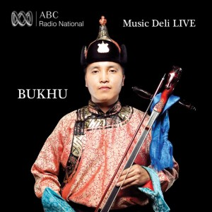 Bukhu is at ABC Music Deli
